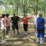 2011 opening retreat ropes